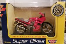 MotorMax Kawasaki Ninja Super Bike  1:18 Scale