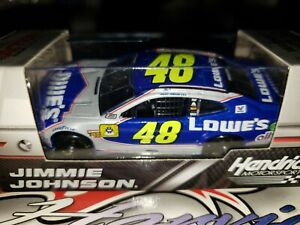 2018 Jimmie Johnson Lowe's Finale/Throwback Lionel/Action 1/64! VHTF!