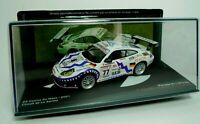 PORCHE 911 GT3 RS Le Mans 2001 - IXO -  ALTAYA 1/43