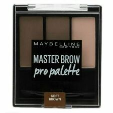 Maybelline Master Brow Pro Palette, Soft Brown