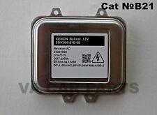 Hella 5DV 009 610-00 Xenon Xenius Ballast D1S ECU Audi Skoda Mercedes BMW