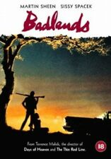 Badlands Region 4 DVD New (Martin Sheen Sissy Spacek Natural Born Killers)