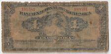 Nicaragua 1 cordoba 1938