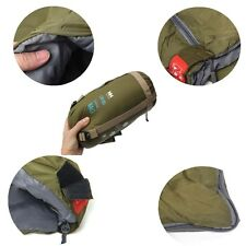 Mini Single Ultra Light Envelope Waterproof Sleeping Bag with Packaging Sack New