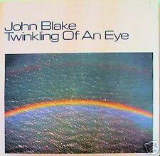 "JOHN BLAKE ""TWINKLING OF AN EYE"" LP 1985 EXC COND!"