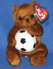 TY SWEEPER the BEAR BEANIE BABY - MINT with MINT TAGS