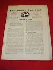 MODEL ENGINEER - Dec 22 1938 Vol 79 1963