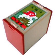 [NINTENDO] HANAFUDA TENGU - OCRE / RED - JAPAN TRADITIONAL CARD