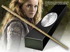 Harry Potter Hermione Granger wand with Nameplate. Prop Replica Noble gift