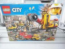 LEGO City 60188 Bergbauprofis Bergbauprofis an der Abbaustätte