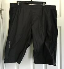 NWT Vaude Ceplex Active Wind proof And Waterproof Cycling Shorts - 58 / XXL