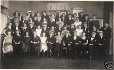 5391/ Originalfoto 13x9cm, Burschenschaft Frankonia, Semesterball, Wismar, 1928