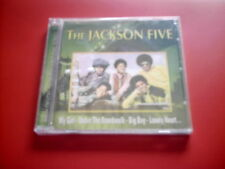 CD THE JACKSON FIVE Michael My Girl Under the Boardwalk Big Boy Lonely Heart