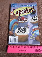 Cupcake Cookbook Glazed Mini Cranberry, Caramel Apple, Tiramisu Cup Cakes MORE