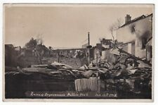 More details for ruins of brynamman public hall dec15th 1915