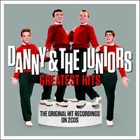 Danny & The Juniors - Greatest Hits / The Best Of 2CD 2015 NEW/SEALED