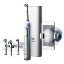 Braun Oral B Genius 9000 - Bluetooth With 4 Brush Heads Included UK SELLER