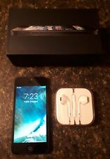 iPhone 5 Black 64GB Unlocked (Accessories Included)