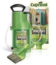 Cuprinol MPSB 2-in-1 Shed and Fence Paint Decorating Sprayer System - FREE P&P