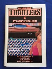 4 NOVELS  BY CORNELL WOOLRICH - FIRST OMNIBUS EDITION BY CORNELL WOOLRICH