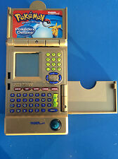 Jeu électronique Pokemon Pokédex Deluxe Gold Edition Tiger 2001 go display carte