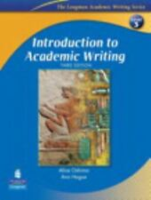 Introduction to Academic Writing Third Edition The Longman Academic Writing