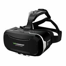 ELEGIANT 3D VR Headset, Universal 3D VR Brille Einstellbar Brille