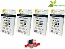 PH TEST STRIPS FOR SALIVA AND URINE TESTS ACID-ALKALINE BALANCE QUICK 400 COUNT