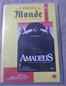 """ AMADEUS "" DVD NEUF - Milos FORMAN - Le Film aux 8 Oscars ! Sorti en 1984"