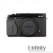 SALE NEW Fujifilm Fuji X-E1 XE1 XE-1 Black Body ONLY in Kit Box EXPRESS