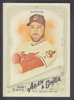 Topps - Allen & Ginter 2018 - Base # 78 Jason Kipnis - Cleveland Indians