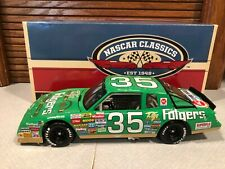 Custom Action 1987 Benny Parsons #35 Folgers Monte Carlo 1/24