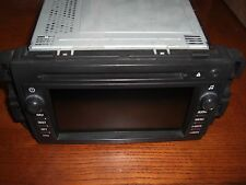 2007-08 GM GMC ACADIA Navigation Radio GPS Nav MP3 Stereo CD Player AUX 15906630
