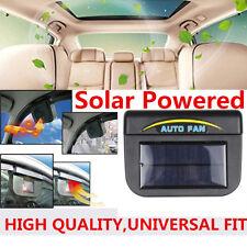 Solar Sun Powered Window Fan Ventilator Auto Cool Air Vent Car Vehicle Universal
