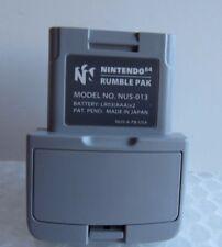 *GREAT* Nintendo 64 N64 OEM Official Video Game Controller Rumble Pack Shaker