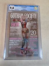 Suicide Squad Issue #6 Comic. CGC Graded 9.8. KRS Comics Variant Cover.
