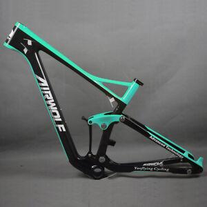 """T1000 Carbon Frame 29er Full Suspension Mountain Bike Frameset 15""""/17""""/19"""" Disc"""