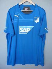 Vtg TSG 1899 Hoffenheim Puma Football Training Shirt Jersey Sz 2XL