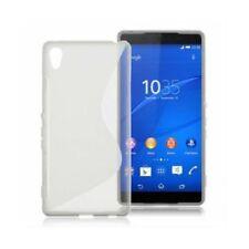 Étuis, housses et coques transparents Sony Ericsson en silicone, caoutchouc, gel pour téléphone mobile et assistant personnel (PDA)
