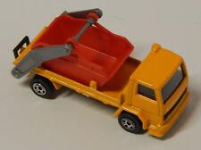 MAJORETTE Modellauto 7 cm Baufahrzeug Bagger, LKW, Betonmischer, Stapler NEU OVP