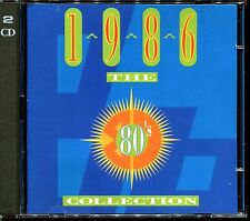 THE 80'S COLLECTION - 1986 - 2 CD COMPILATION [2241]