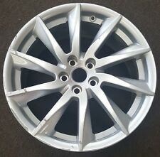 "18"" JAGUAR XF, F TYPE FACTORY OEM ALLOY WHEEL RIM 2011-2015 18x8 1/2"
