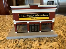 MTH Schultzler Brothers 2 Story Department Store Building