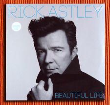RICK ASTLEY - BEAUTIFUL LIFE   Black vinyl LP edition  plus Download Card SEALED