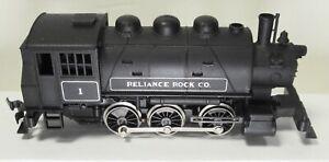 Vintag HO Scale Rivarossi Saddle Tank Steam Locomotive (0-6-0)- River Rock Co.