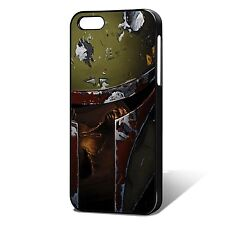Funda reflexión Boba Fett se adapta iPhone-Starwars