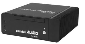 Cocktail Audio X100 4TB, Barely Used, Perfect Condition