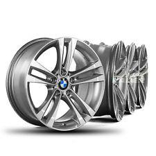 BMW 18 Zoll Felgen 3er F30 F31 4er F32 F33 Alufelgen Styl. 397 6796247 8x18 ET34