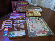VINTAGE MILTON BRADLEY MALL MADNESS ELECTRONIC BOARD GAME 1989