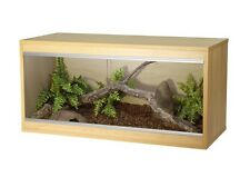Vivexotic Repti Home Vivarium Large Beech 1150x375x421mm